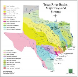 Texas River Basins
