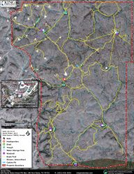 Edwards Draw aerial map