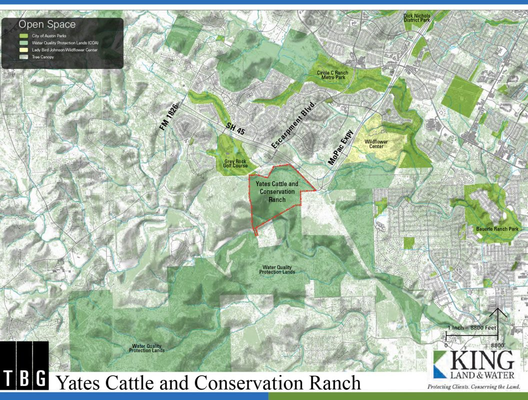 Yates Cattle & Conservation overview