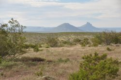 Photo of Kennedy Ranch, scrubland with mountain vista