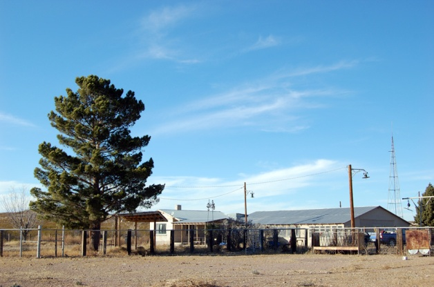 Photo of Kennedy Ranch, ranch headquarters