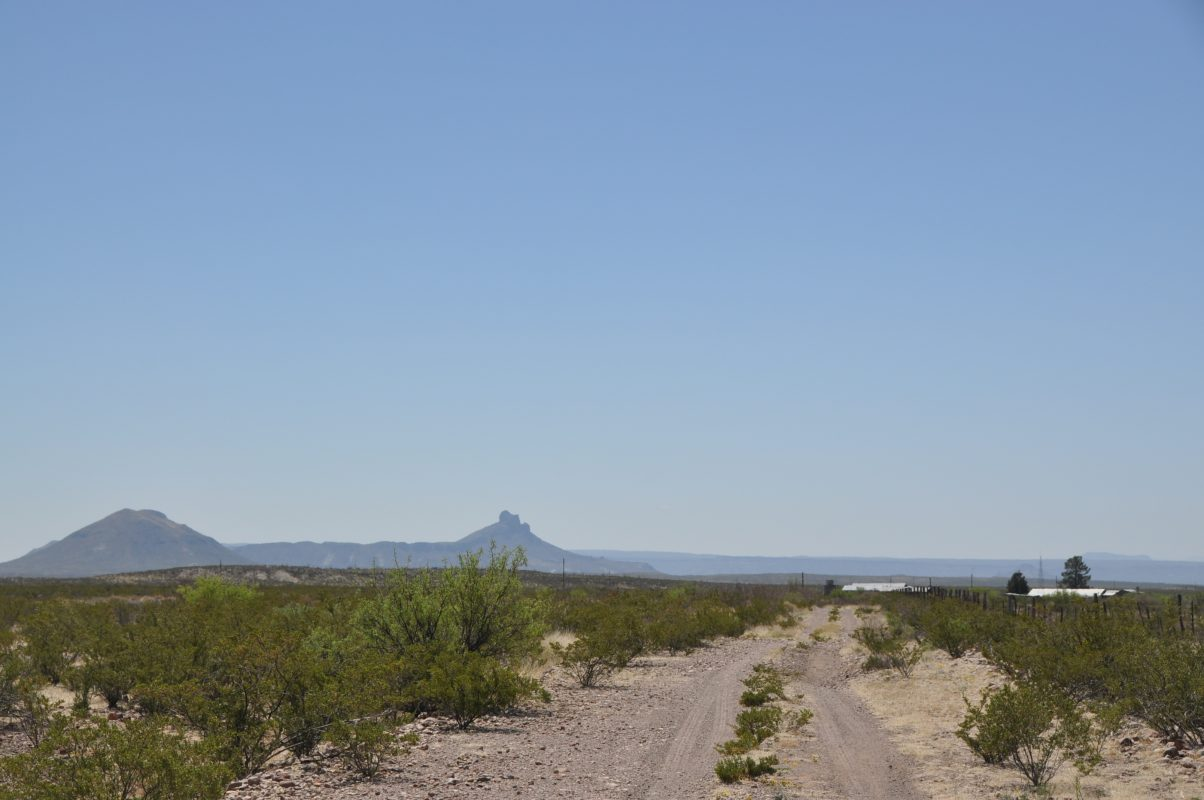 Photo of Kennedy Ranch, unpaved road
