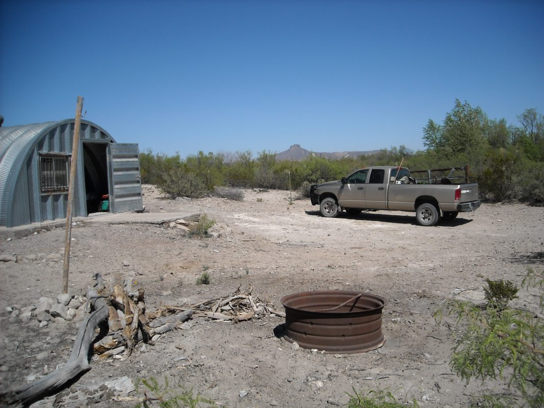 Photo of Alamito Waters Ranch, metal shed