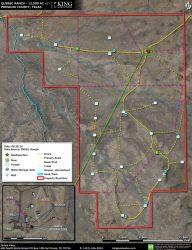 Quebec Ranch aerial map