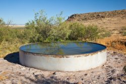 Photo of Quebec Ranch, water tank