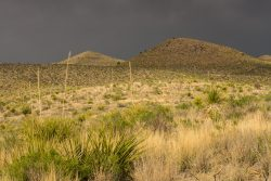 Photo of Black Hills Ranch, Cerros Prietos with rain storm