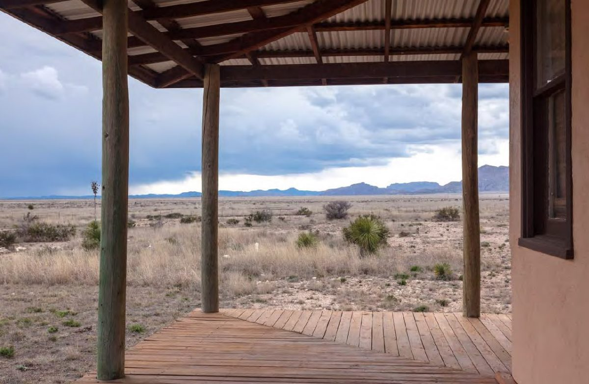 Photo of Aplomado Flats Ranch, porch