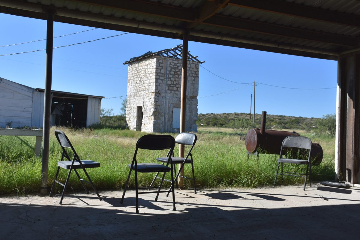 Photo of Rock House Draw Ranch, ranch buildings